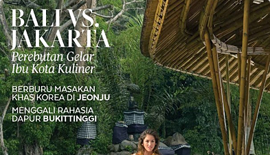 O'ngo Jeonju Tour featured in Indonesian DESTINASIAN MAGAZINE